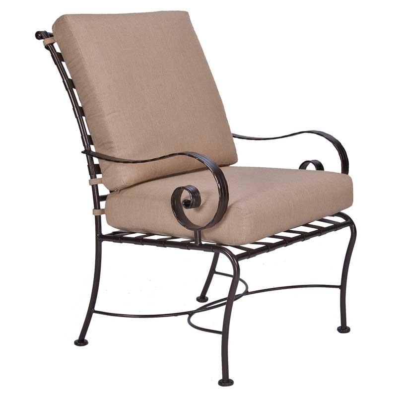 OWLee-Classico-Dining-Chair-w-Cushion-Back