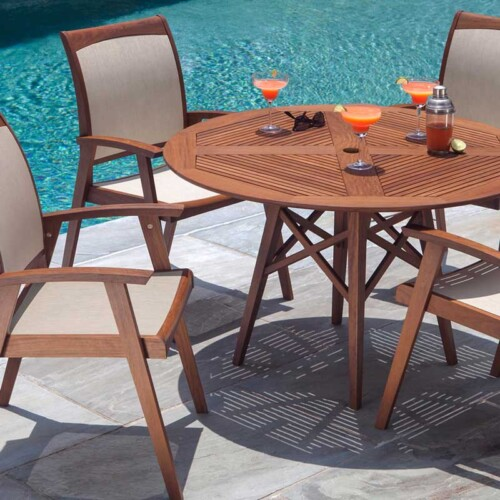 Topaz Dining Collection by Jensen Leisure