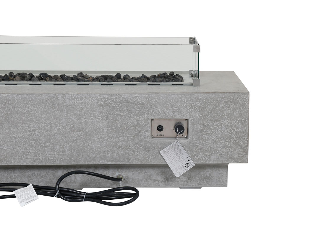 sunsetwest-rectangular-firetable-controls