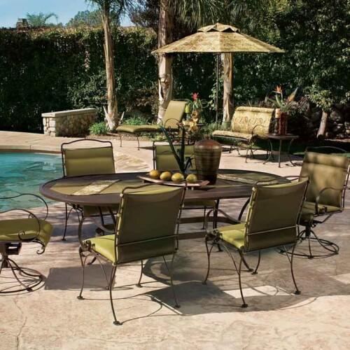 Avalon-Dining-7-piece-Green