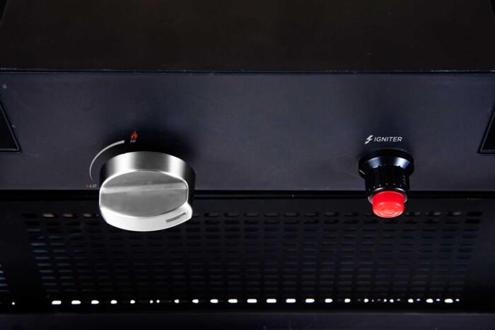 Tungstun Portable Controls