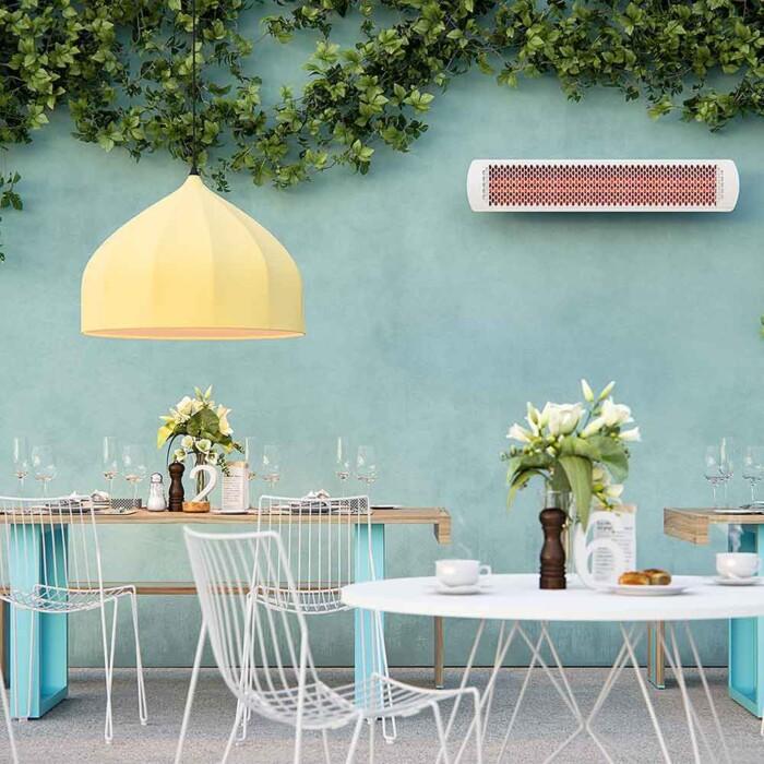 Bromic Smart heat Electric Wall heater