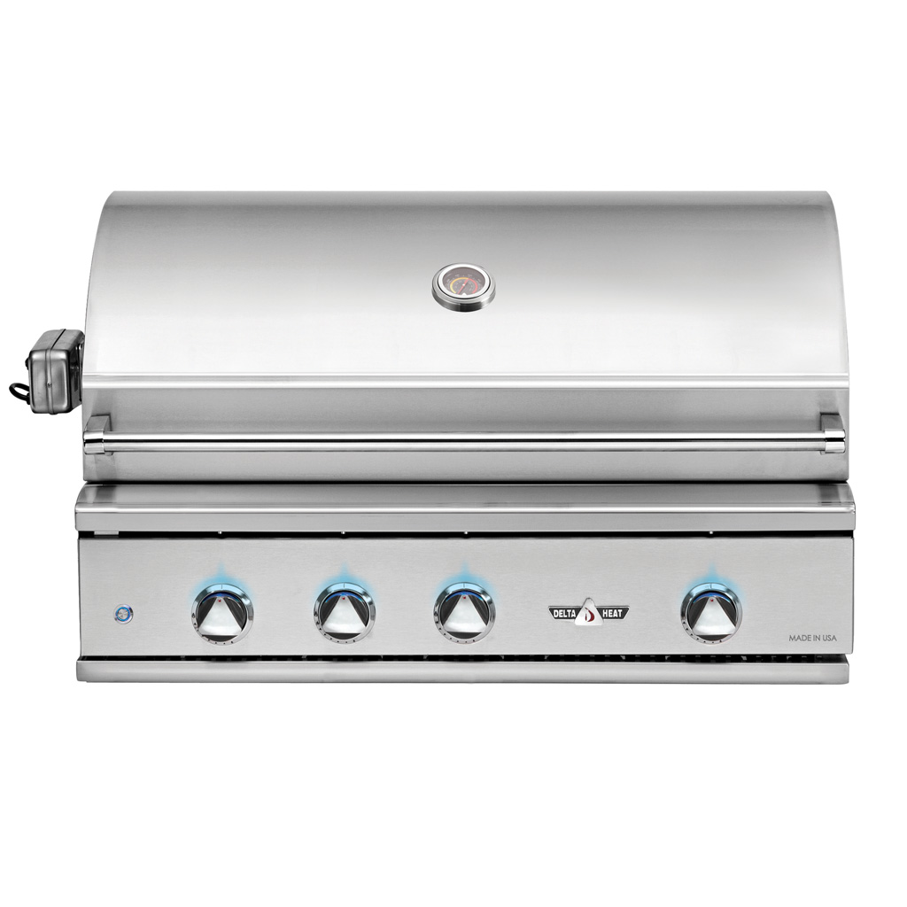 Delta Heat Built-in 38in Gas Grill