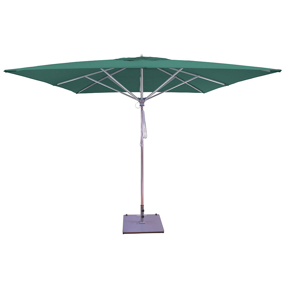 Free Standing Aluminum Market Umbrella