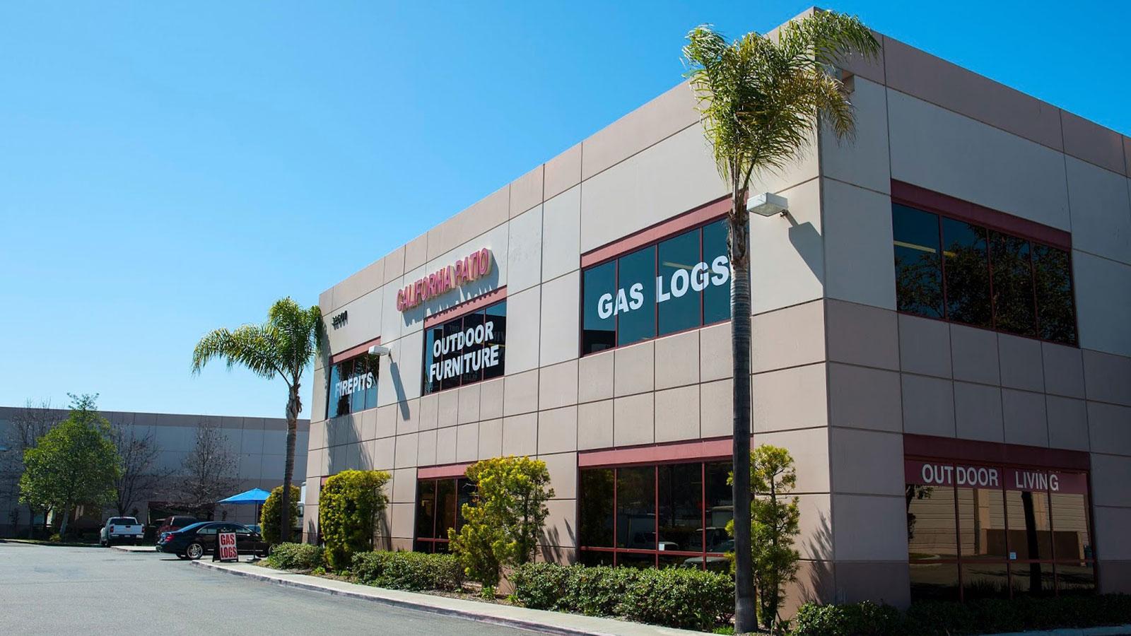 California Patio Storefront San Juan Capistrano, CA