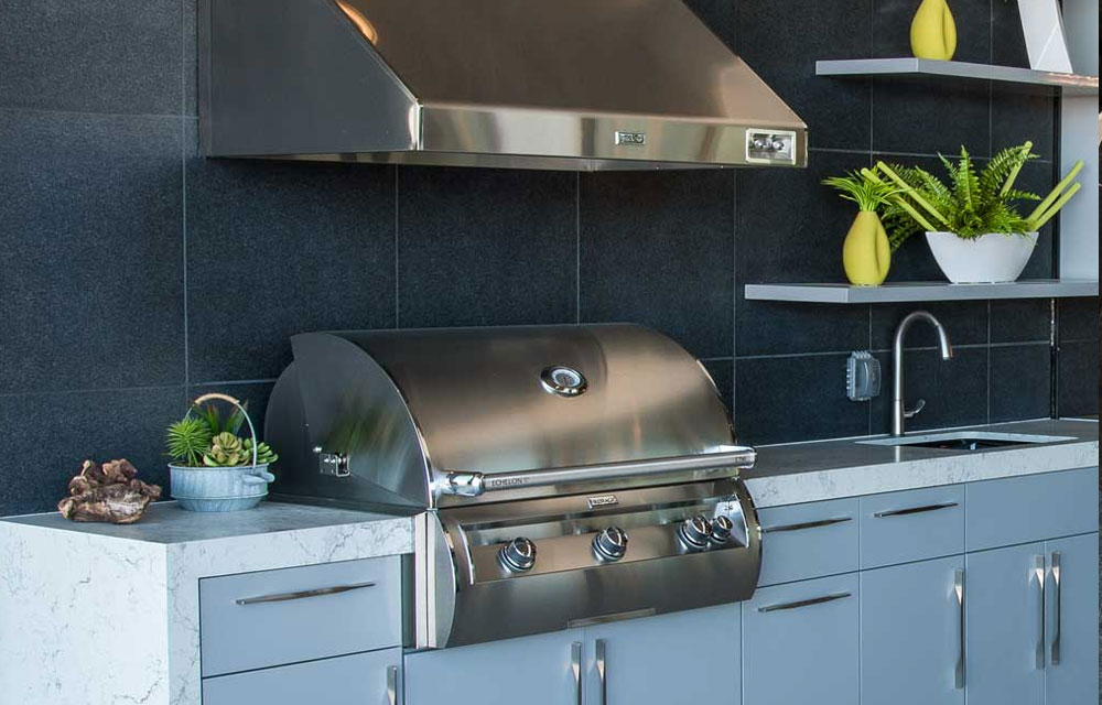 Echelon Built-In Gas Grill Fire Magic