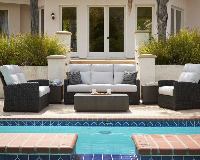 Eureka Deep Seating by Patio Renaissance