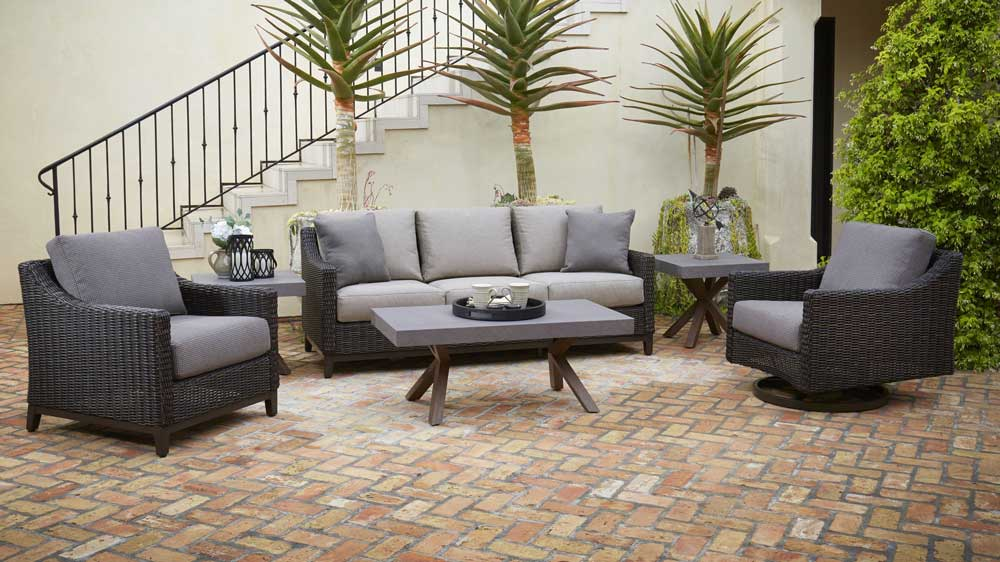 Somerset Deep Seating by Patio Renaissance