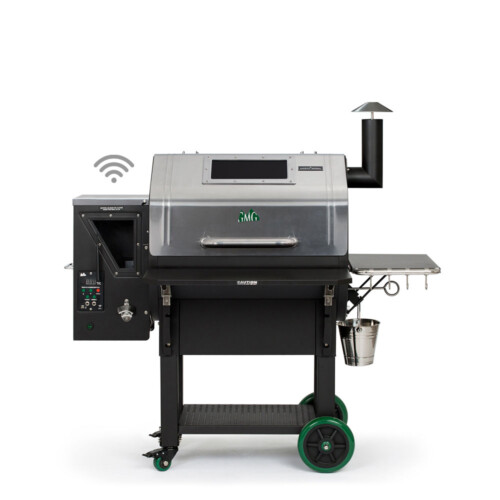 Green Mountain Grill Stainless Pellet Smoker