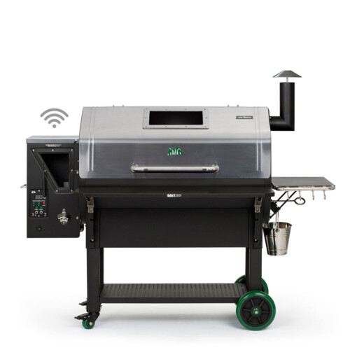 Green Mountain Grills Jim Bowie Stainless