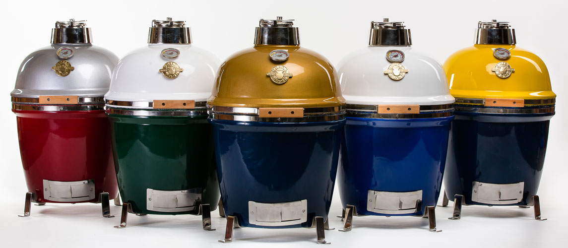 Custom Color Choices with Grill Dome