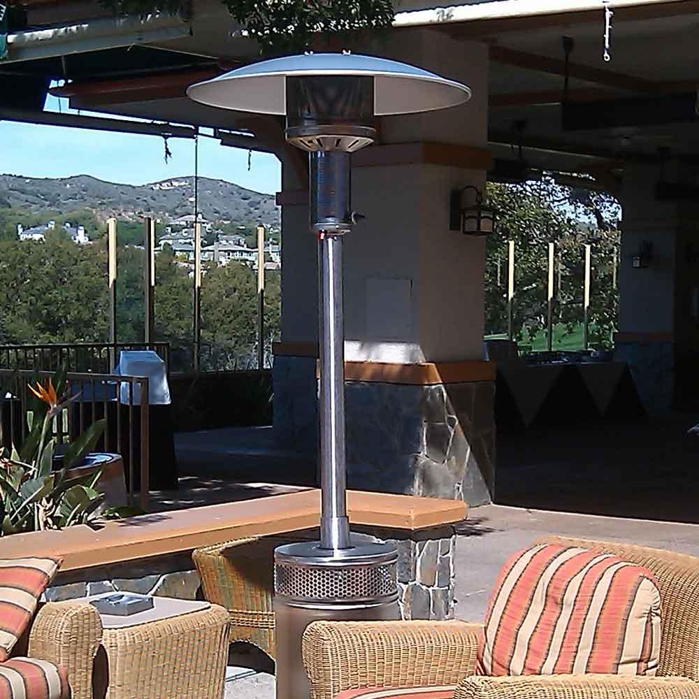 Patio Comfort Portable Outdoor Heater