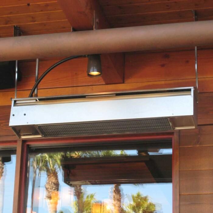 Sunpak Stainless Steel Gas Heater