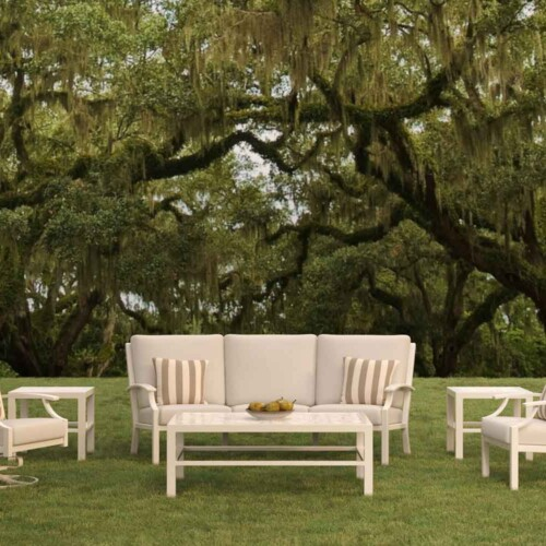 Marconi_Cushion sofa and chairs